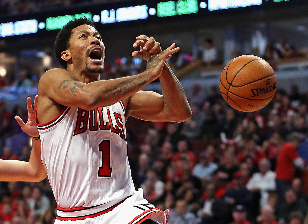 Just How Much Money Is Derrick Rose Costing The Bulls ...