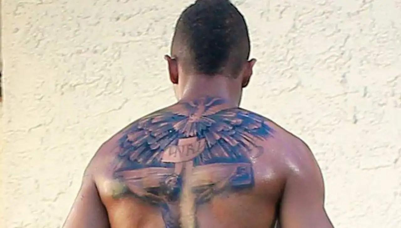 nick cannon tattoo - 1300×740