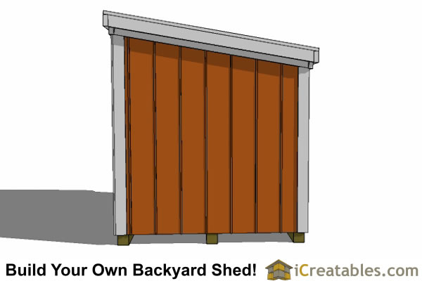 Gap Between Double Shed Doors