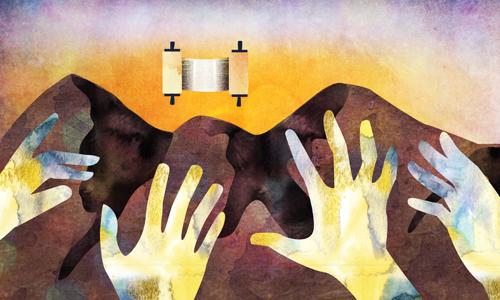 10 commandments 603 mitzvot # 33