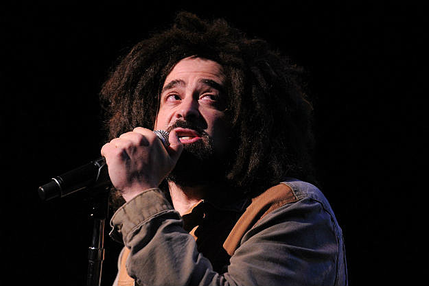 Counting Crows Face Promised Land