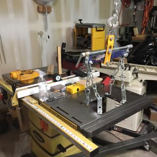 Bench Dog 174 Cast Iron Router Table For Table Saw Pro Fence