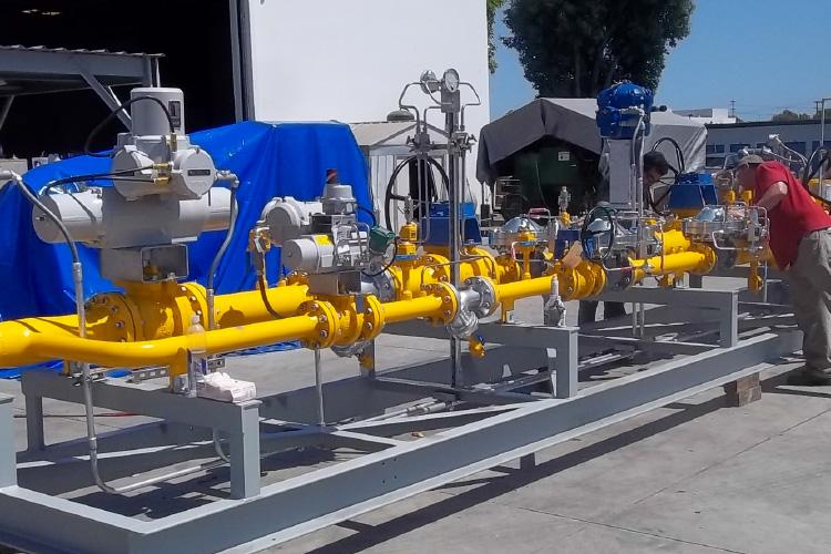Natural Gas Air Standards