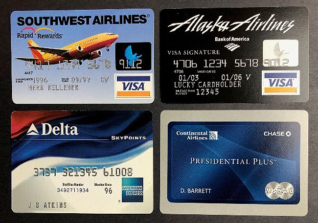continental airlines credit card - 650×456