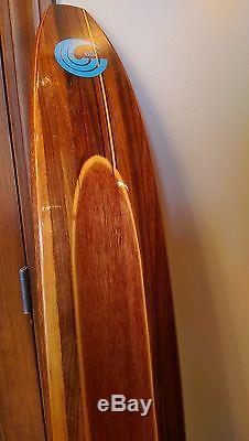 Vintage Connelly Wood Water Ski 65