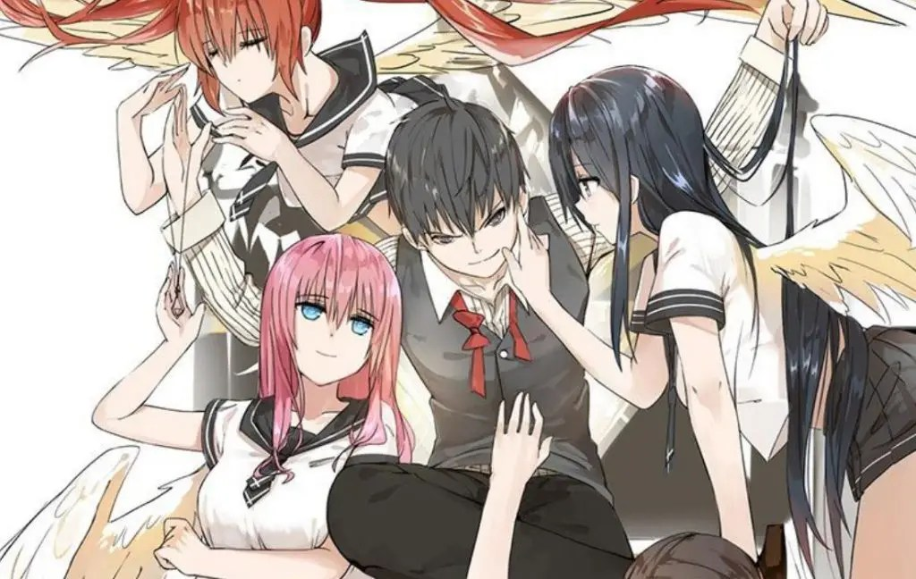 Manhua The Boy in the All-Girls School