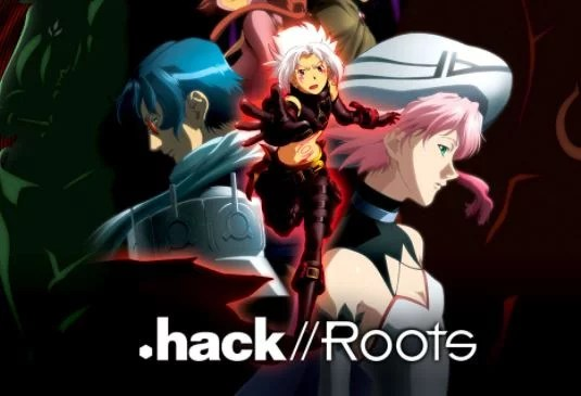 Anime Movie .hack//GIFT