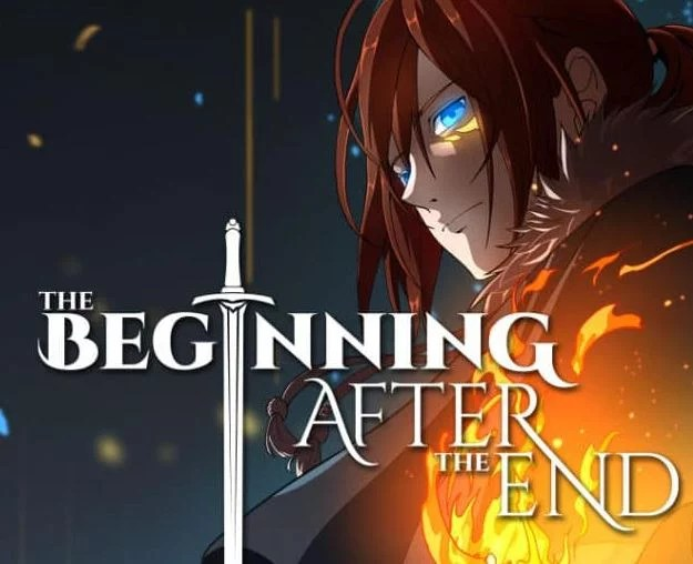 Manhwa The Beginning After The End
