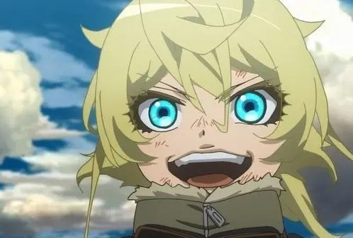 Anime The Saga of Tanya the Evil
