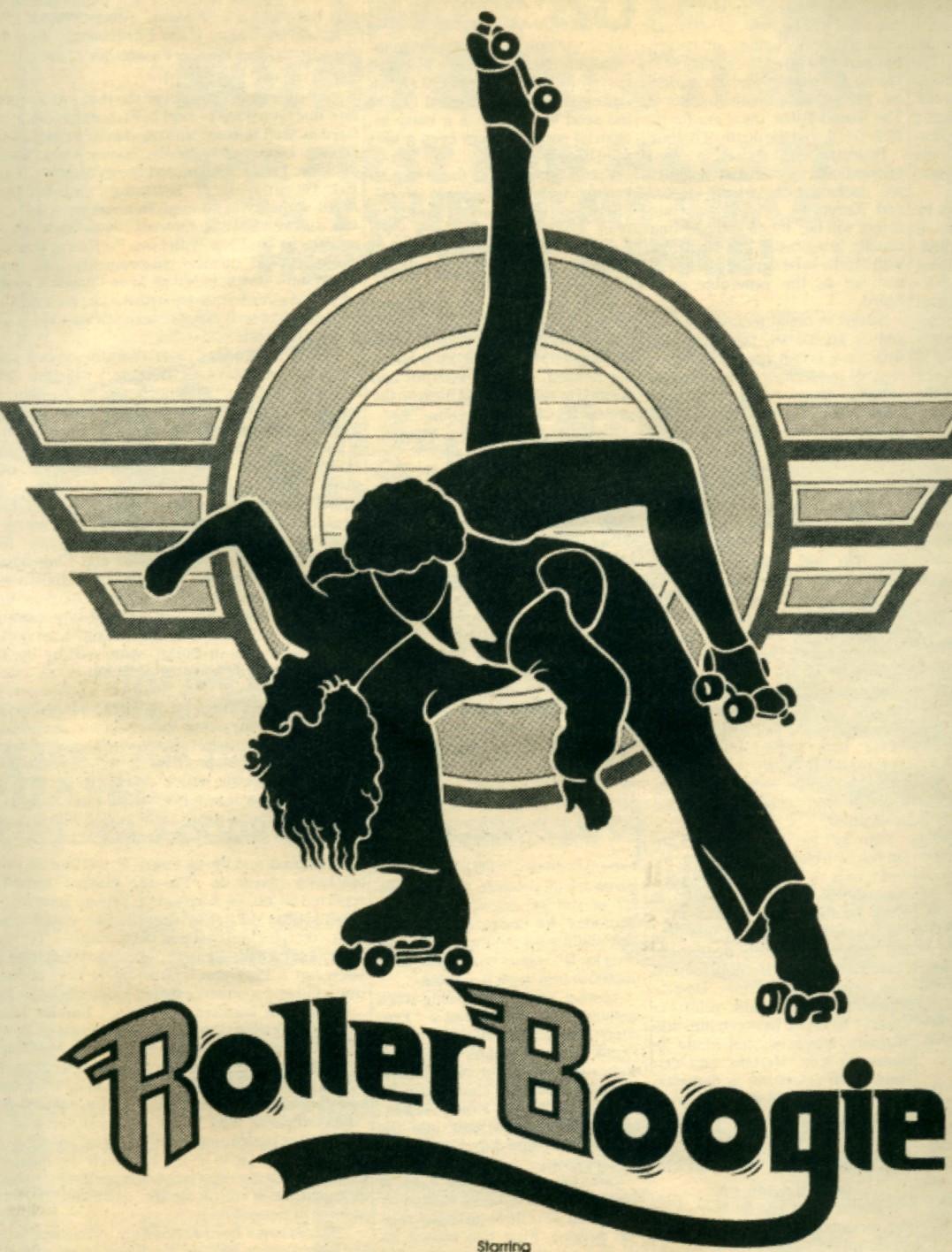 Roller Boogie – Not So Secret Obsession – Waldina