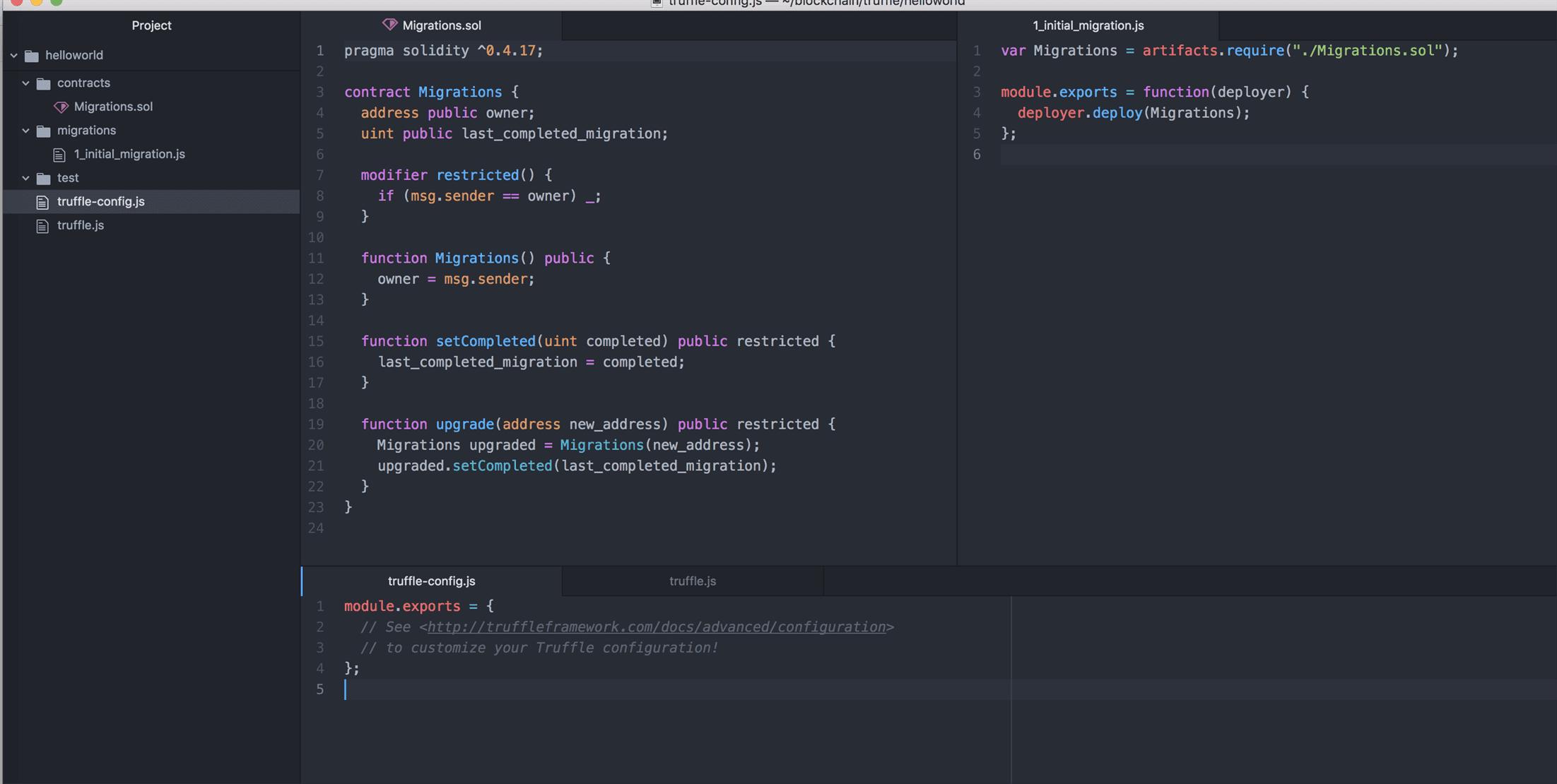Build a DApp using Ethereum and Angular 6   WalkingTree