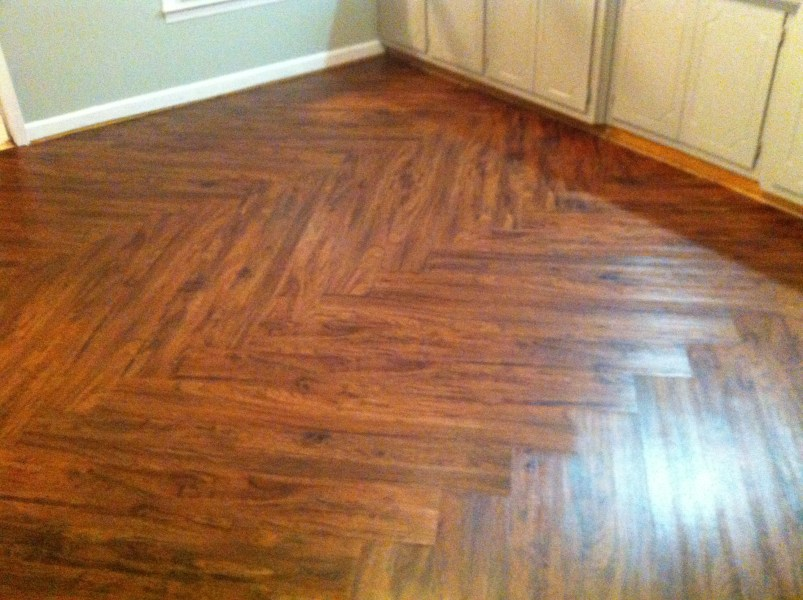 Cherry Luxury Vinyl Plank at Lowes com   walkthecreativepath This