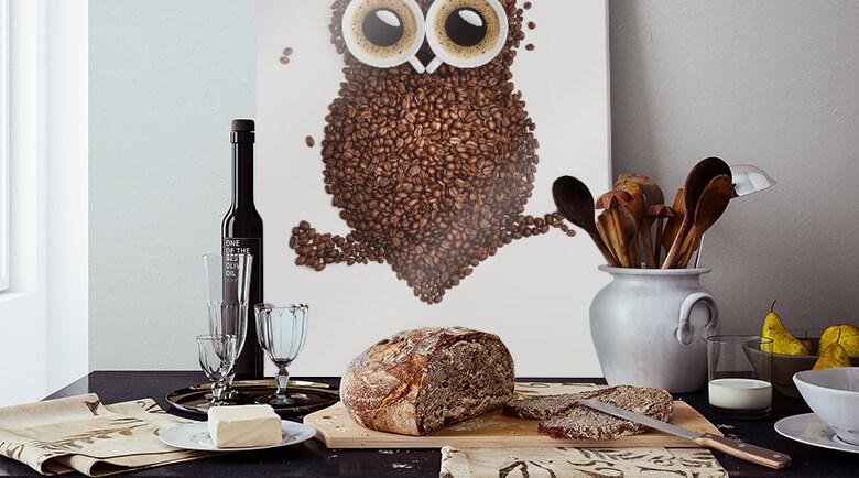 Acrylglas Wandbilder für die Küche wall-art.de