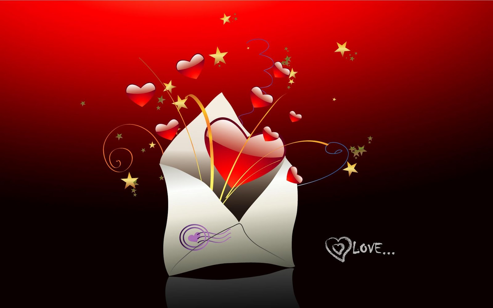 3D Love Wallpapers For Desktop Group  83   Free 3D Wallpapers Download  I love you wallpaper  i love you