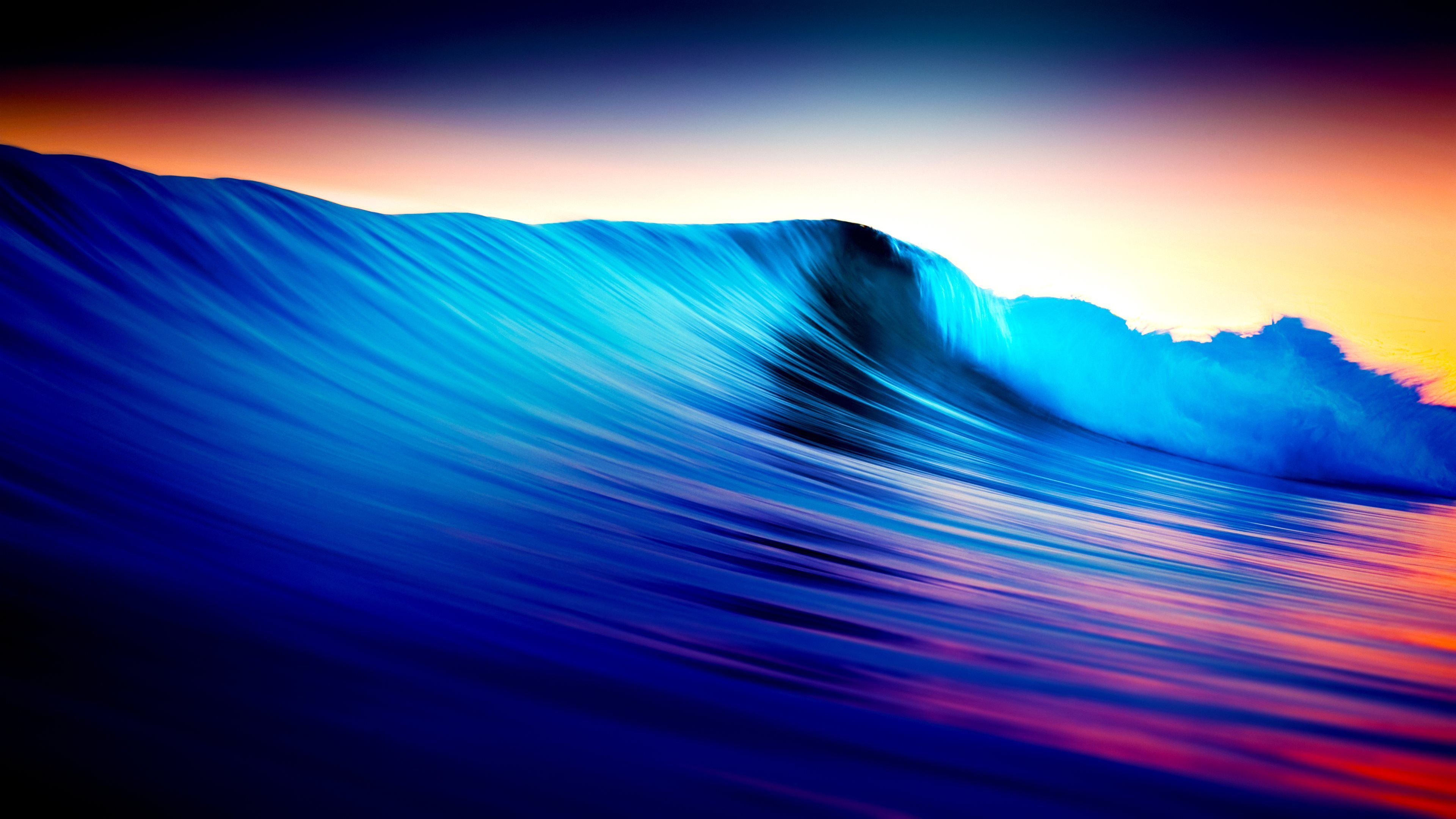 Ultra HD Wallpapers 4K Group  89   Rolling Waves Mod ultra HD jpg