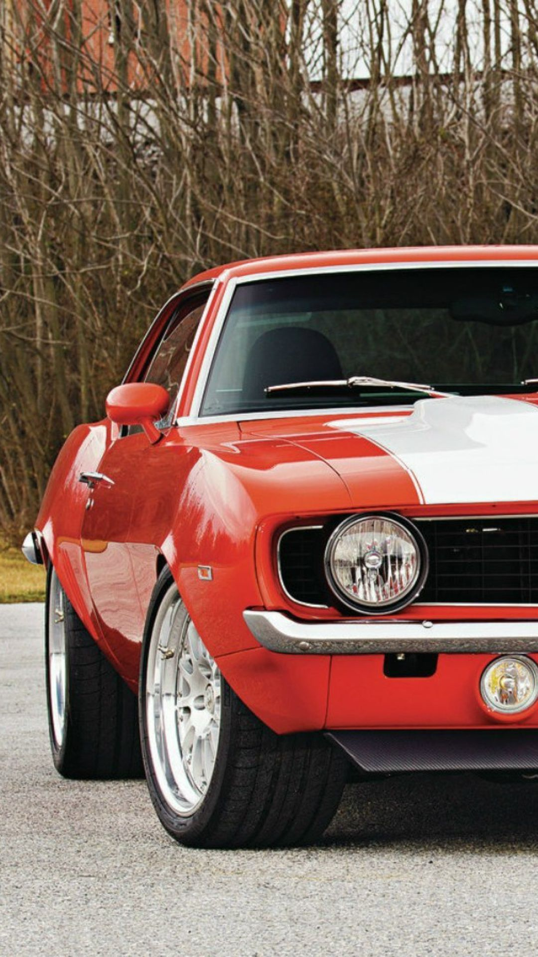 Chevy Camaro 1969 Z28 Wallpaper
