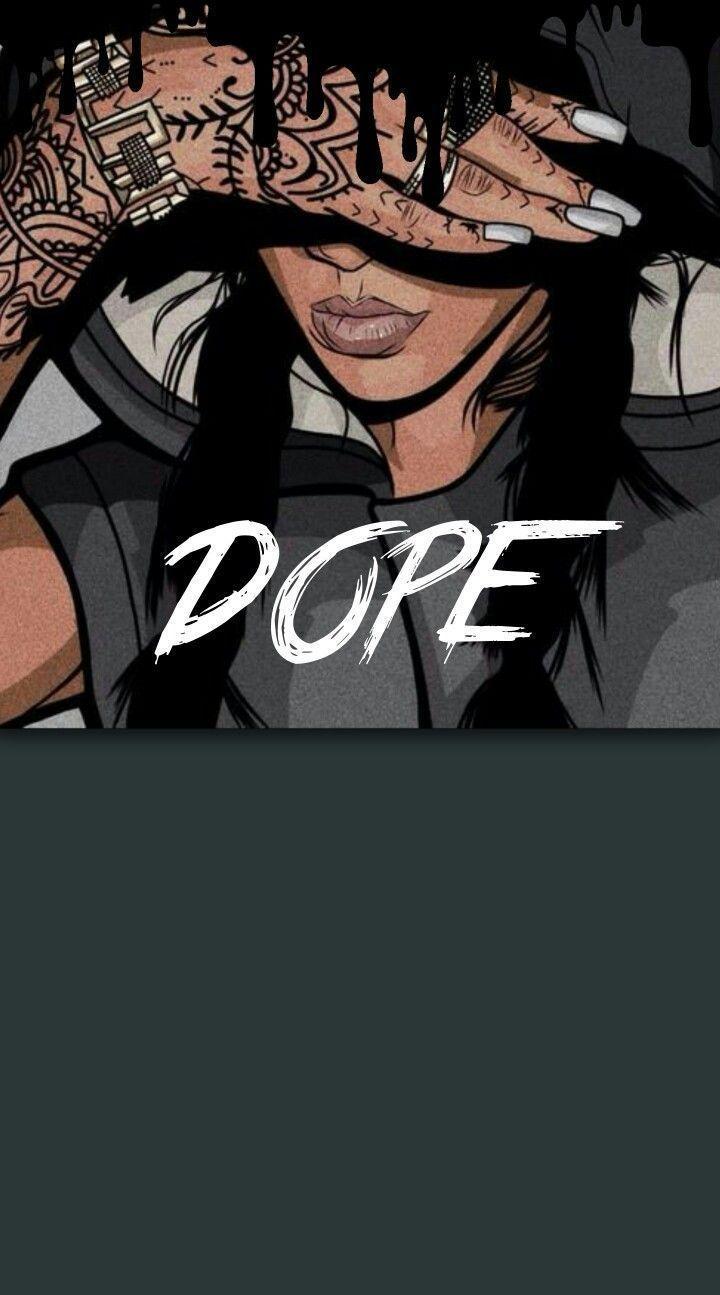 Lit Wallpapers Rappers Cartoon