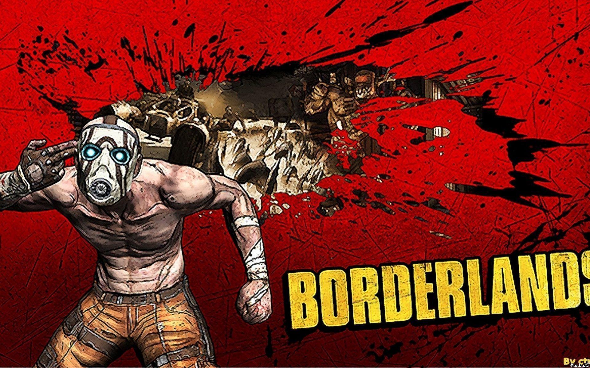 Borderlands Wallpaper 1080p Hd