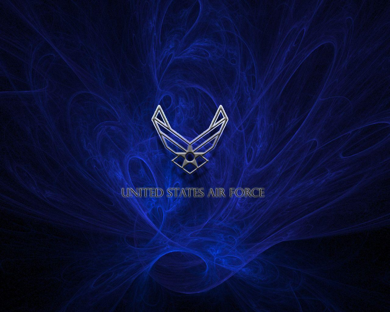 Air Force Background Paper Template