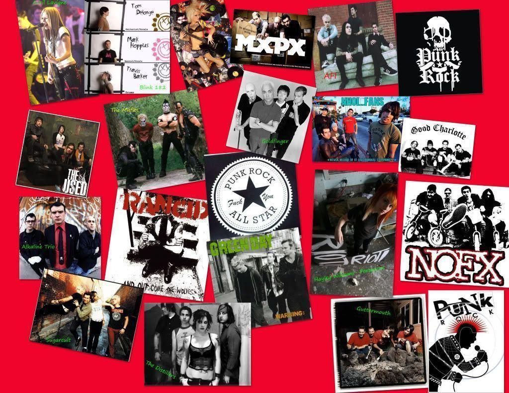 Alternative Rock Bands Background