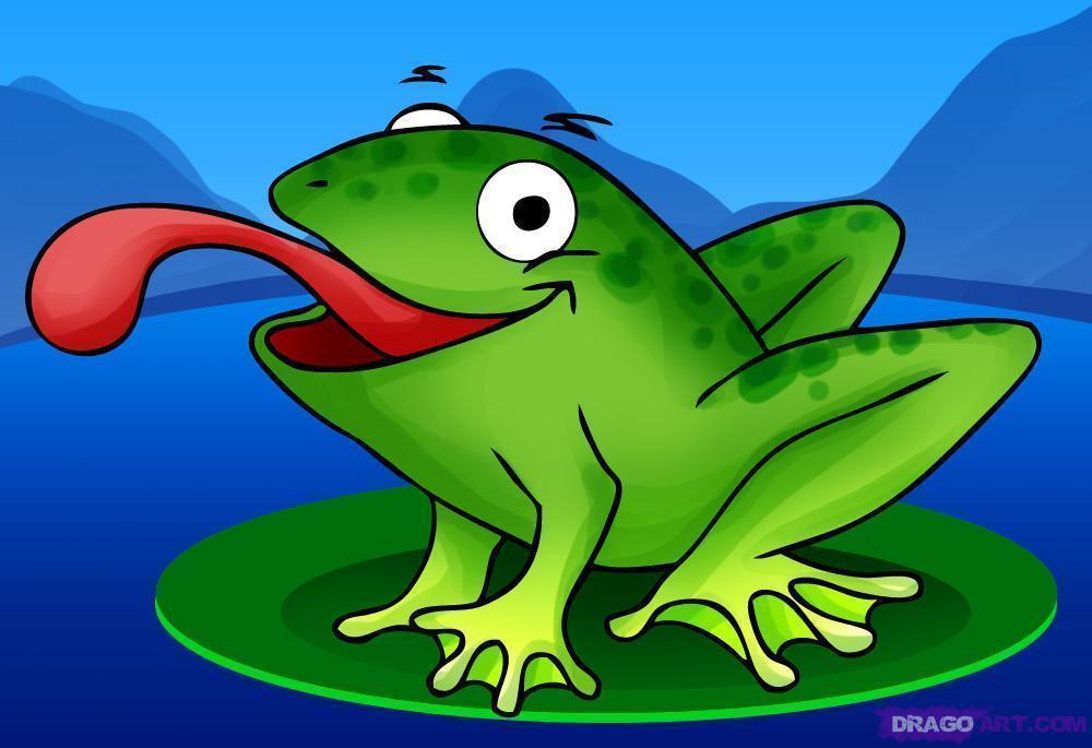 Cartoon Frog Wallpapers - Wallpaper Cave