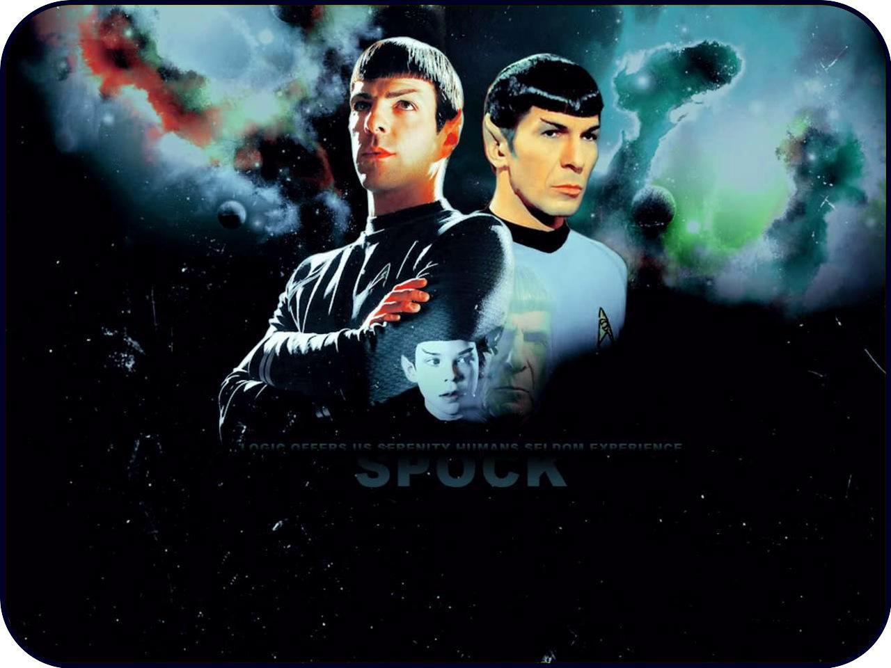 Leonard Nimoy Spock Star Trek Wallpaper