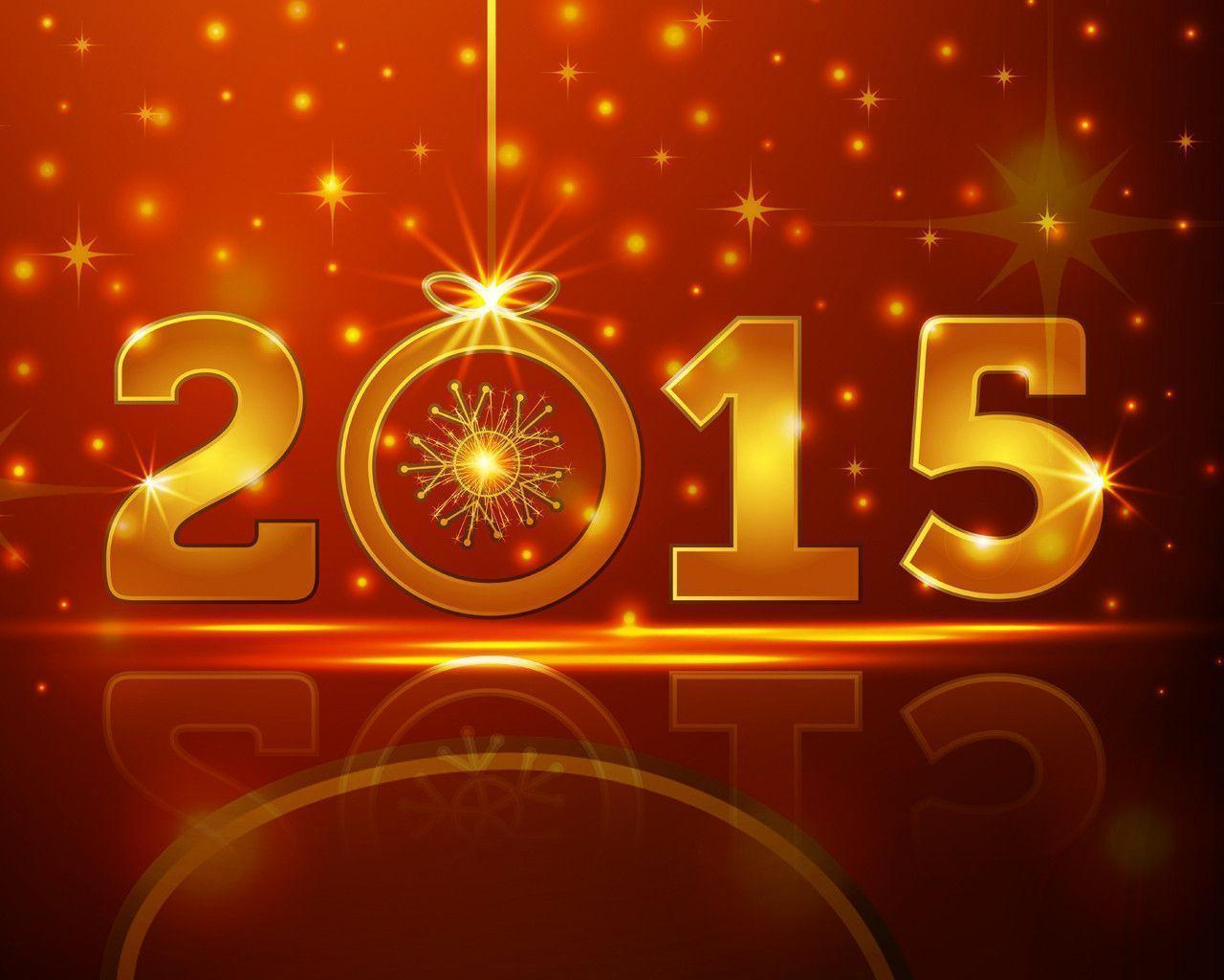 happy new year powerpoint background