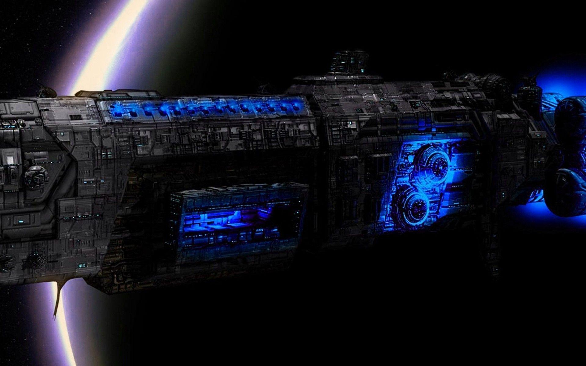 Spaceship Backgrounds Wallpaper Cave