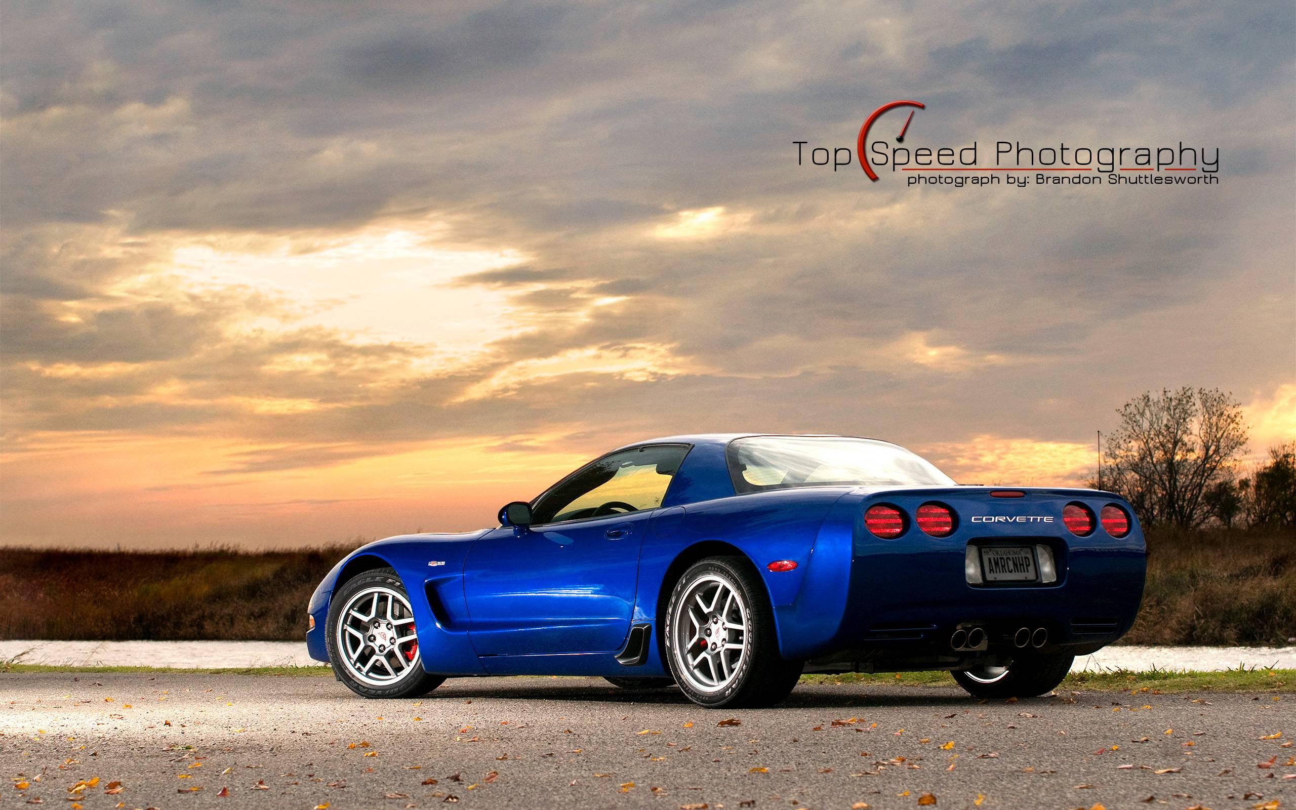 C5 Corvette Interior Wallpaper