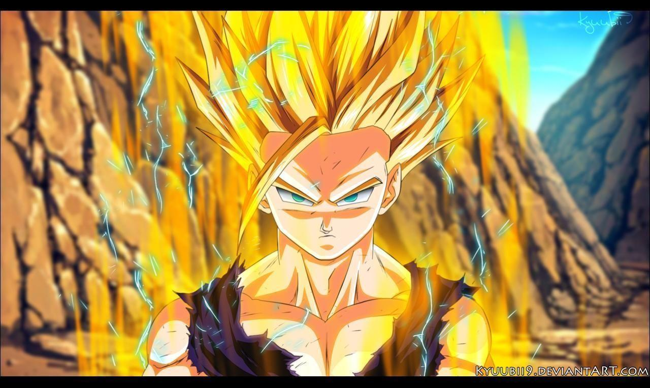 Epic Dragon Ball Z Wallpaper