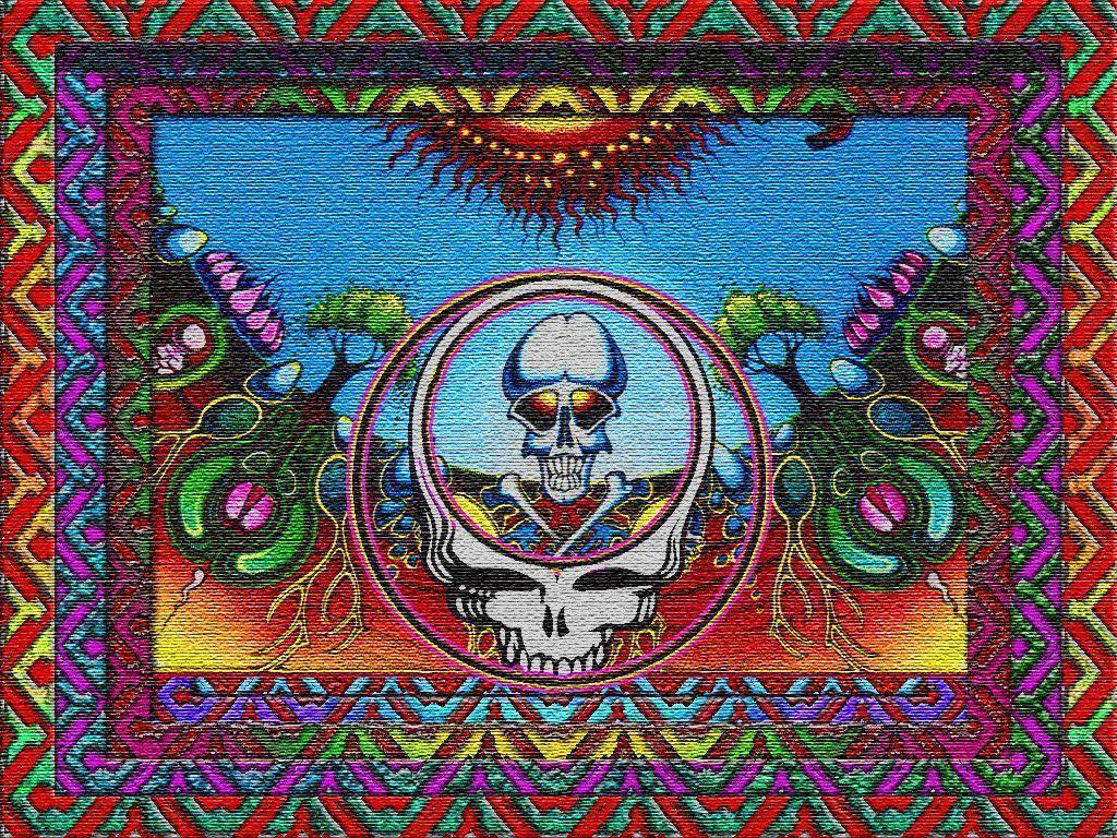 Grateful Dead Computer Background