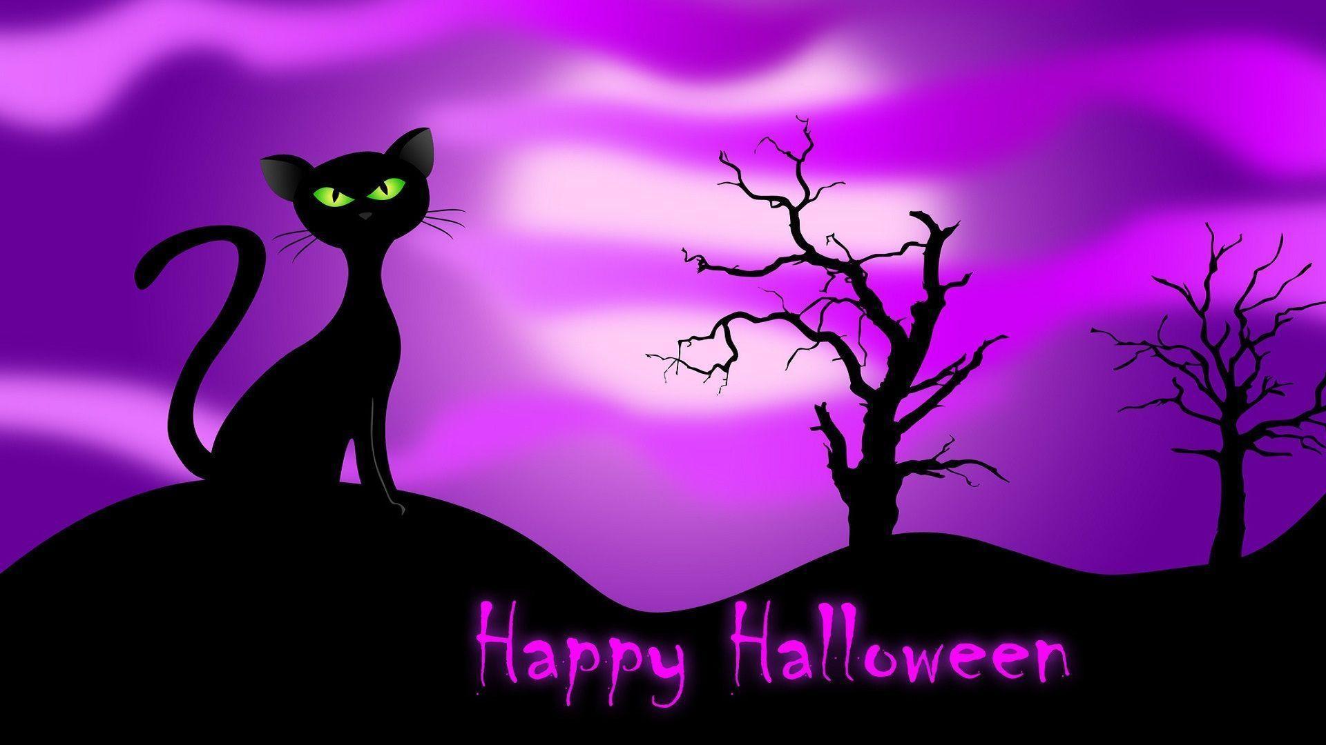 Halloween Wallpaper Thankful