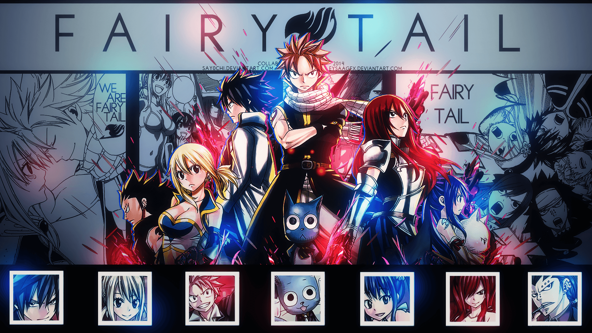Fairy Tail 2016 Wallpapers - Wallpaper Cave