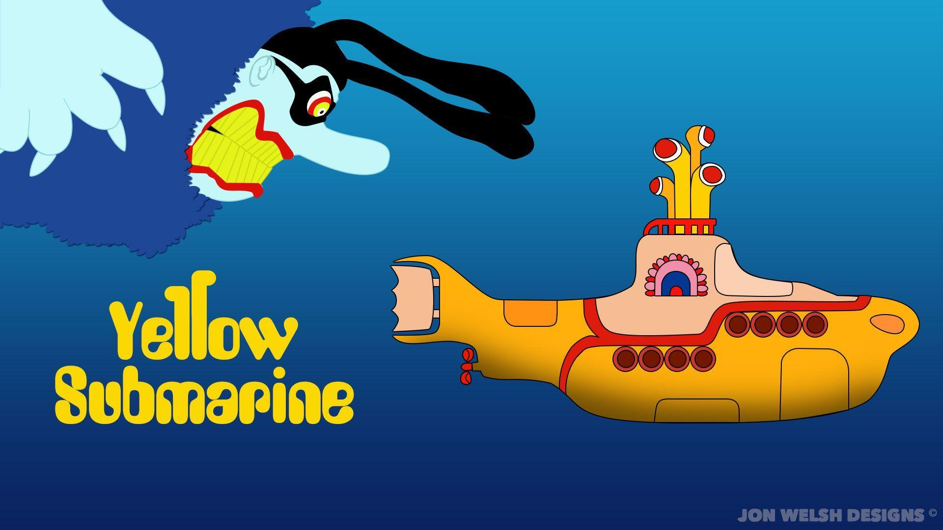 Yellow Submarine All You Need Love