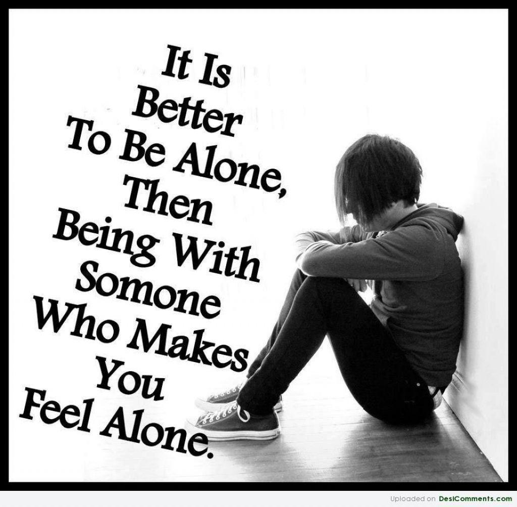 alone boy quotes - HD1024×1004