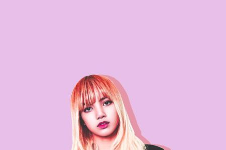 Lisa Black Pink Wallpaper Tumblr