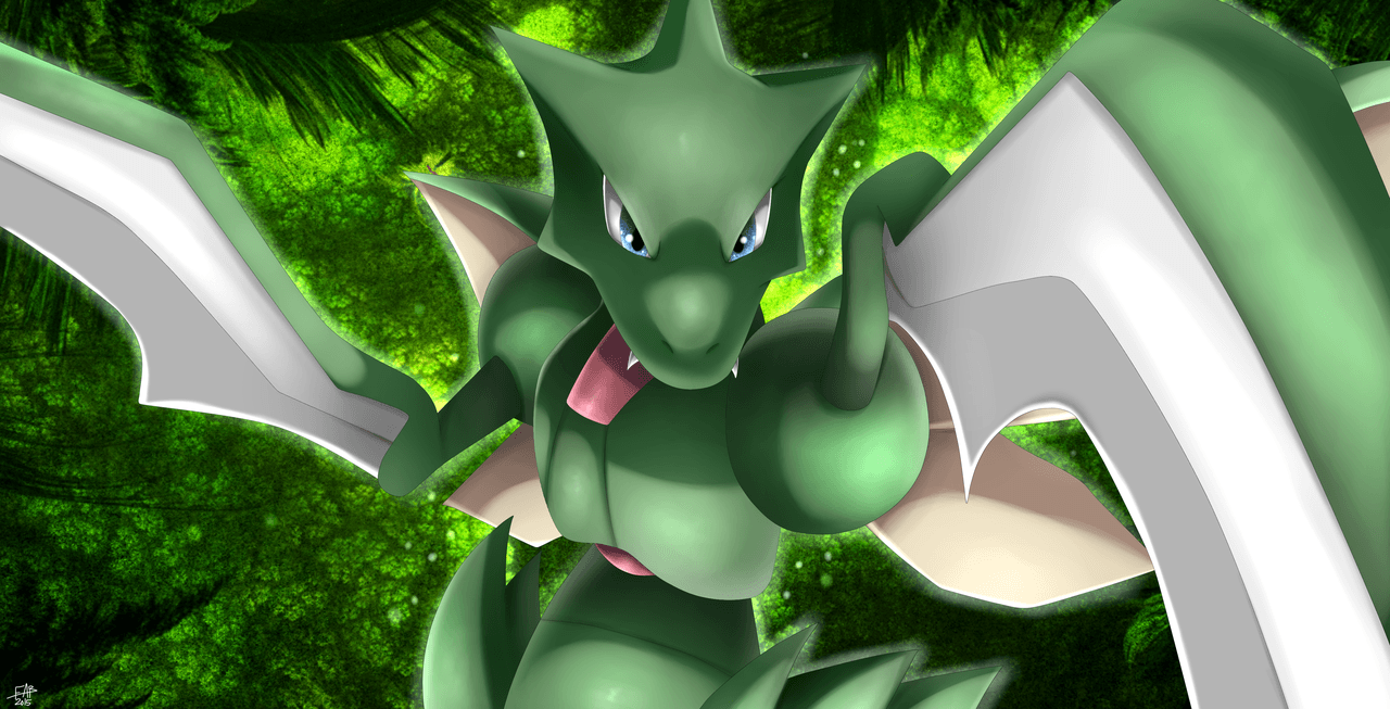 Scyther Hd Wallpapers Wallpaper Cave