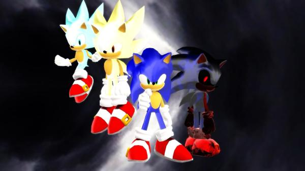 super sonic and hyper sonic in sonic 1 # 12