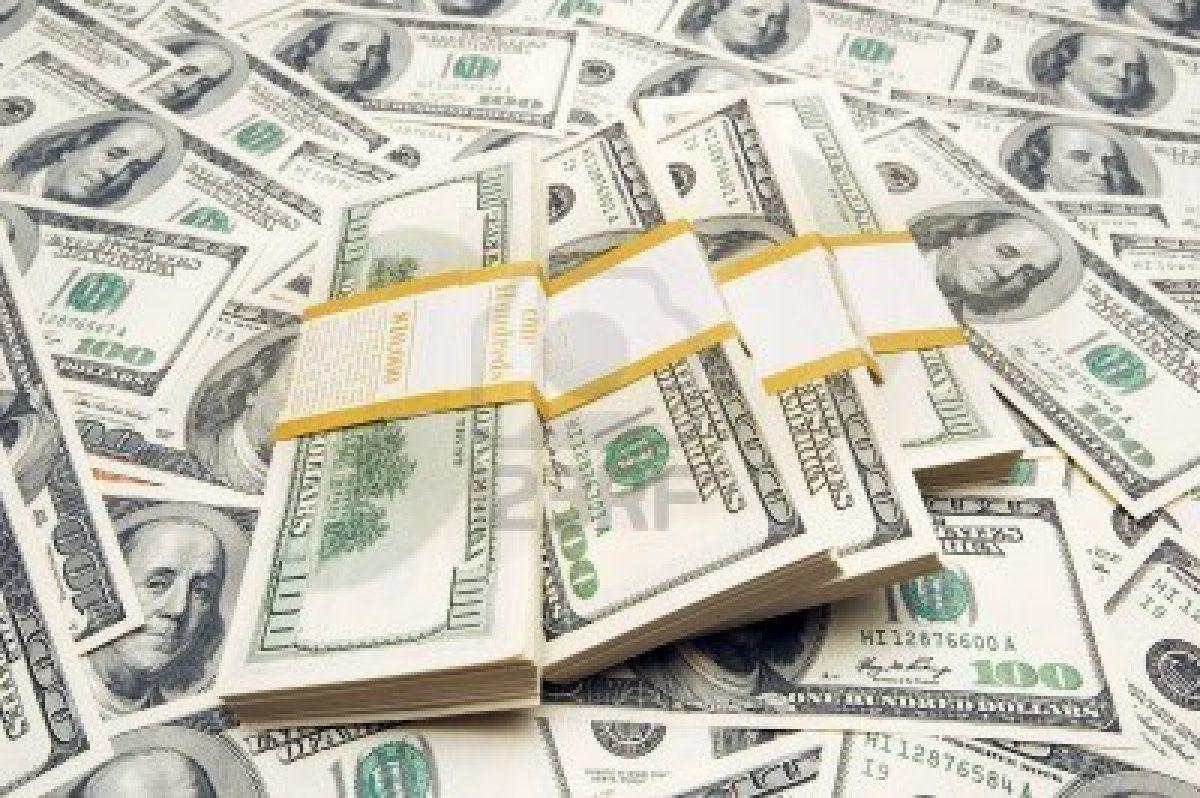 50 Billion Dollars Stacks