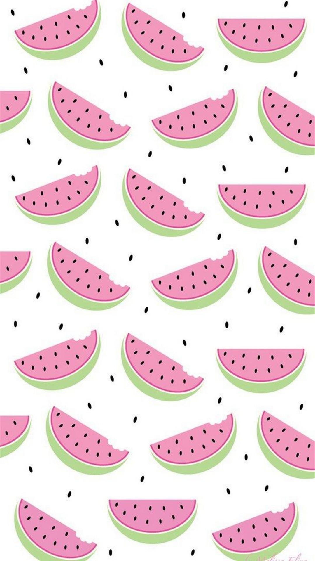 Watermelon Cute Girly Wallpaper iPhone   2019 Cute Wallpapers