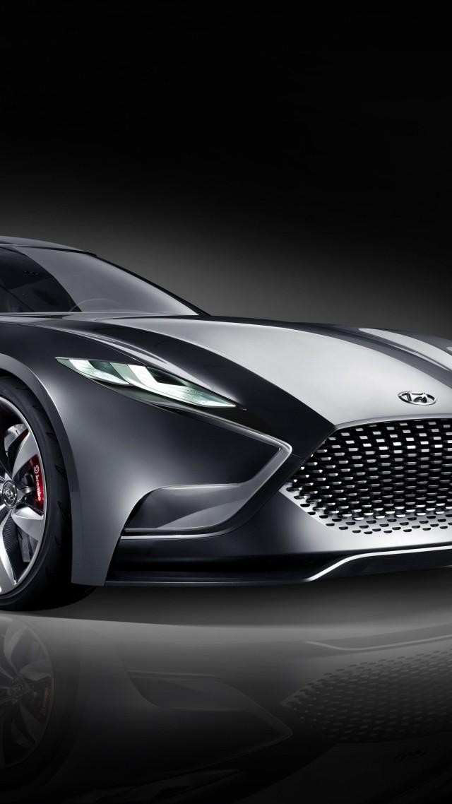 Wallpaper Hyundai Genesis Coupe V8 Sport Car Luxury