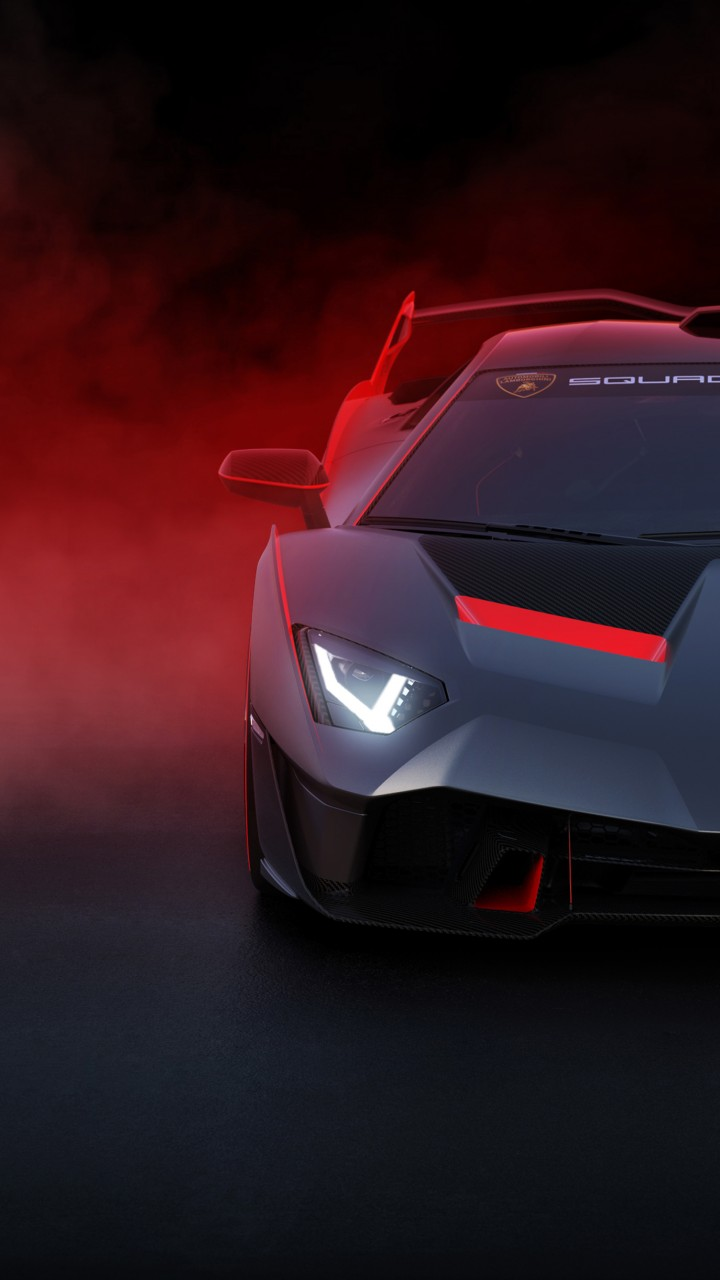 Wallpaper Lamborghini Sc18 Supercar 2018 Cars 4k Cars