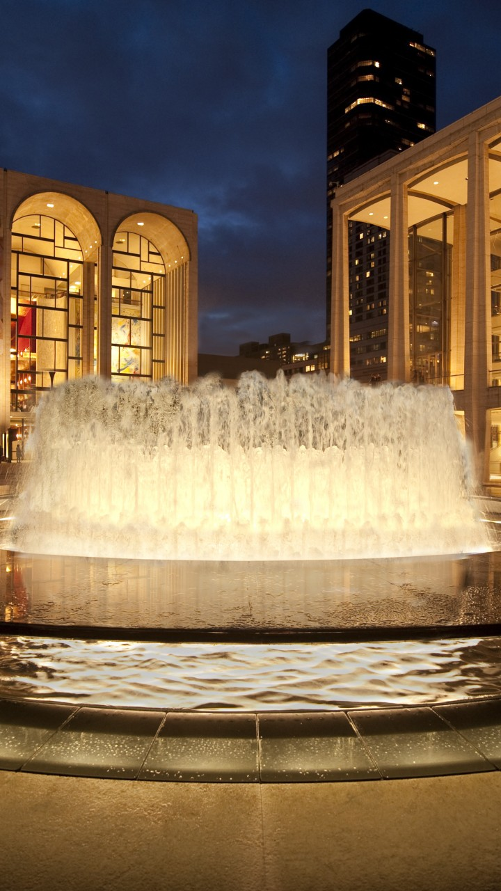 Wallpaper Lincoln Center For The Performing Arts New York