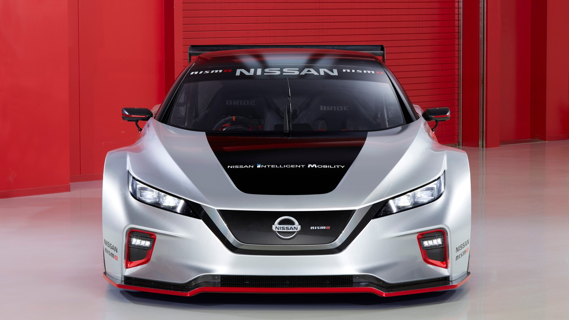 Wallpaper Nissan Leaf Nismo Rc 2018 Cars Electric Cars