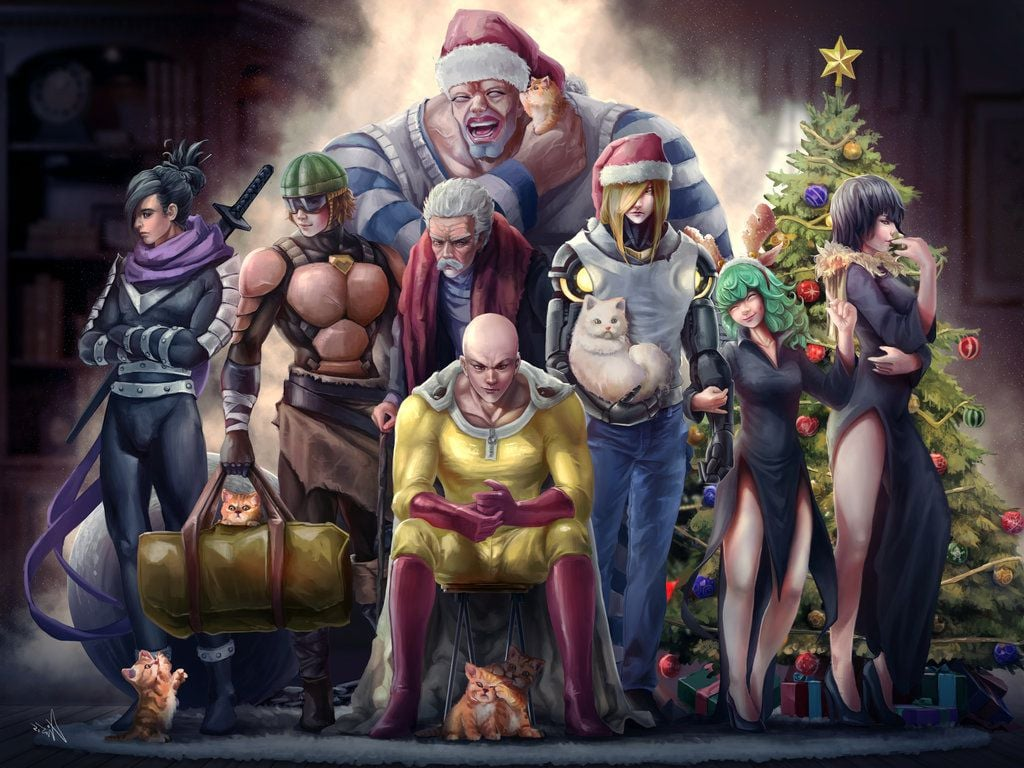17 Sonic One Punch Man Wallpapers Hd Download