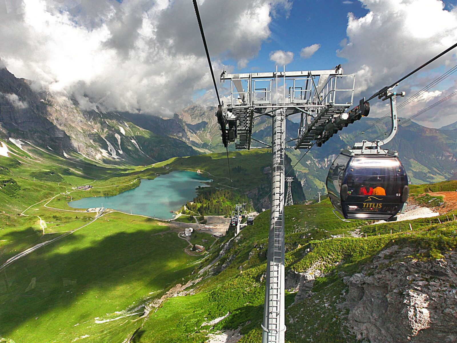 Mountain Titlis Hd Wallpapers
