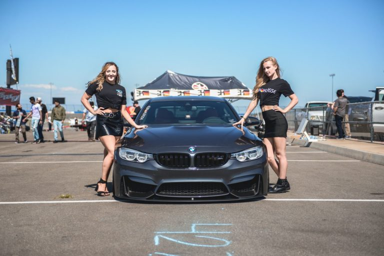 Bmw M4 F82 With Girls Hd Image 10 On Wallpapersqq