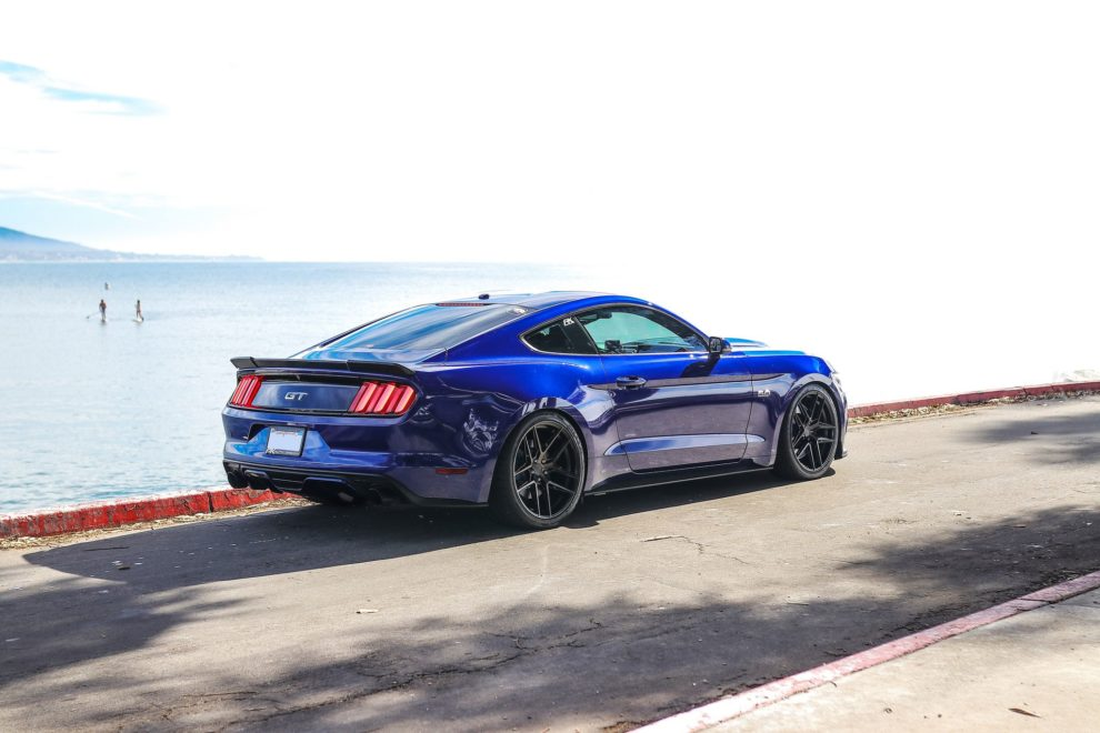 Blue 2018 Ford Mustang Gt R Hd Image 8 On Wallpapersqq