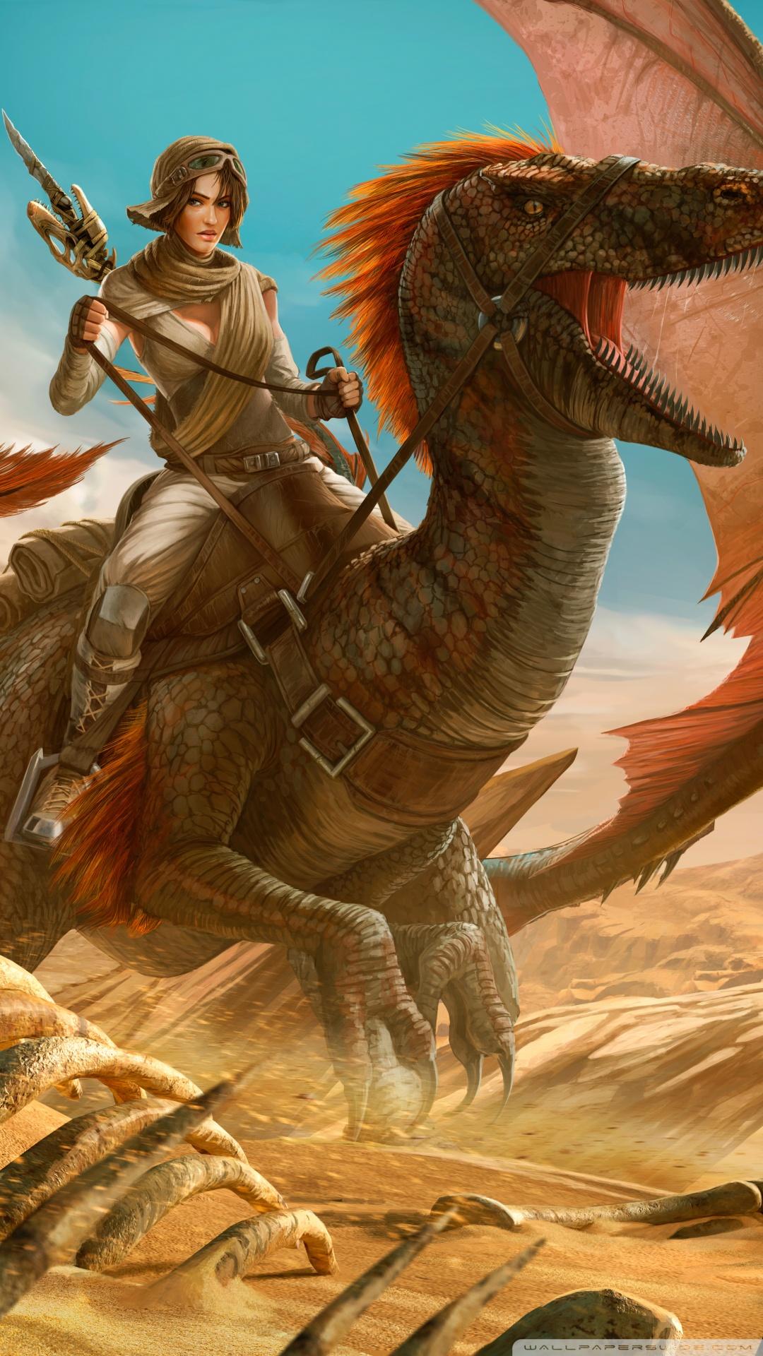 Ark Survival Evolved Ultra Hd Desktop Background Wallpaper