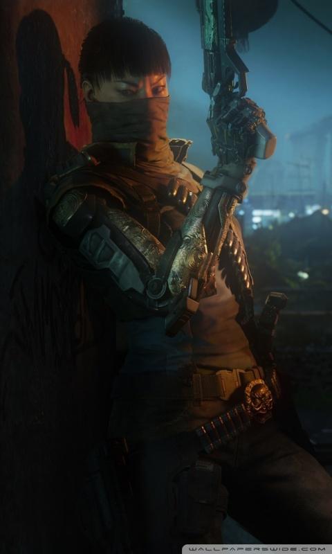 Call Of Duty Black Ops 3 Specialist Seraph Ultra Hd